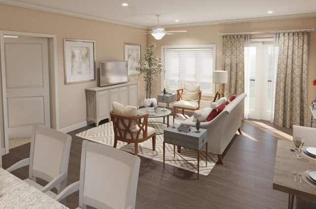 The Wisteria Floor Plan Introduced