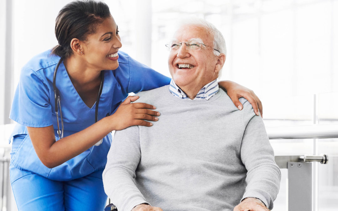 Senior living communities working together to create opportunities and sense of community